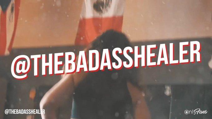 Unleash your inner badass with 'The Badass Healer' on OnlyFans! 💁♀️🙌 Dance, yoga, and calisthenics coach