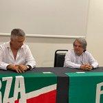 Image for the Tweet beginning: Con il mio amico e