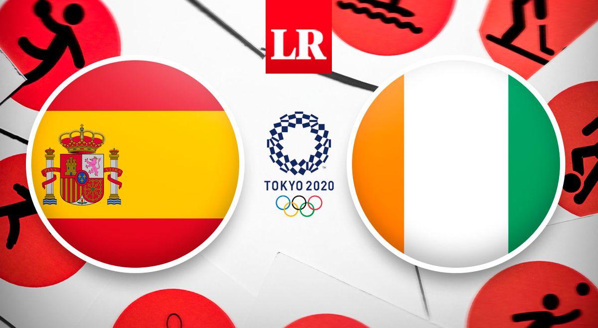 Spain vs Côte d'Ivoire Highlights 31 July 2021