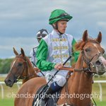 @McsweeneyOisin @omeararacing @MusselburghRace The winning combination, well done Oisín