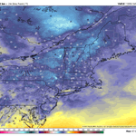 Image for the Tweet beginning: Very comfortable air mass over