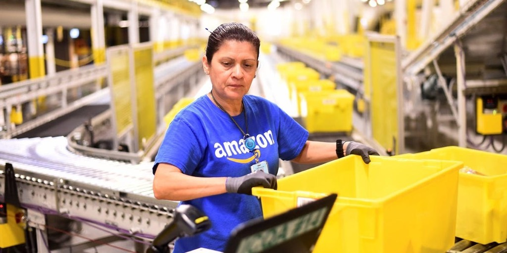 Amazon and Walmart drove the trend to a $15/hr minimum wage. But Amazon has a 150% of turnover rate. And we suffer an acute shortage of workers across many industries. Concerning? #HR #EX