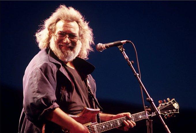 Happy Birthday Jerry Garcia!