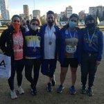 Image for the Tweet beginning: 🏃 Running  En la A.A.P en