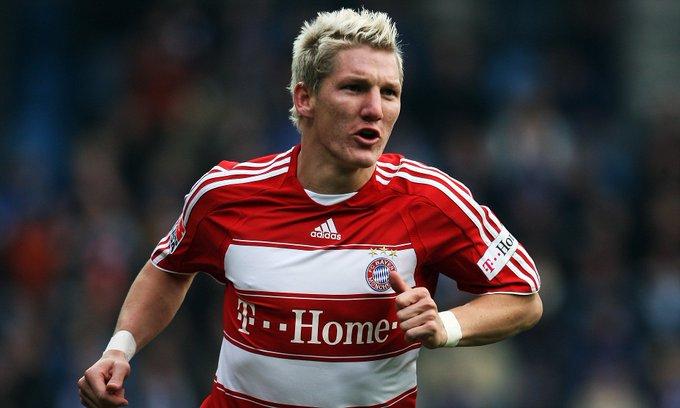 Happy Birthday Bastian Schweinsteiger!