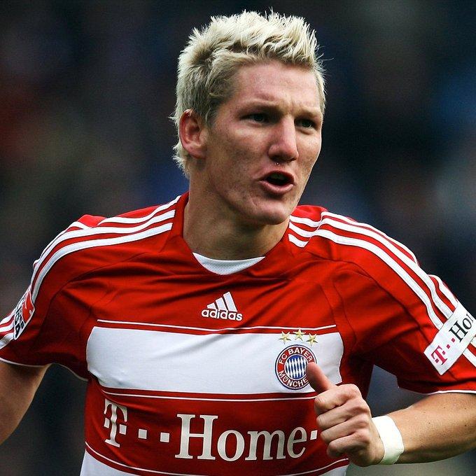 Happy Birthday Bastian Schweinsteiger!   -