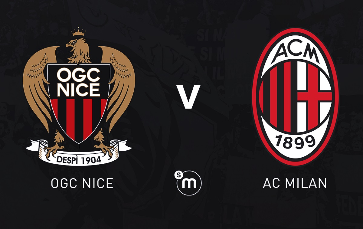 Nice vs AC Milan Highlights 31 July 2021