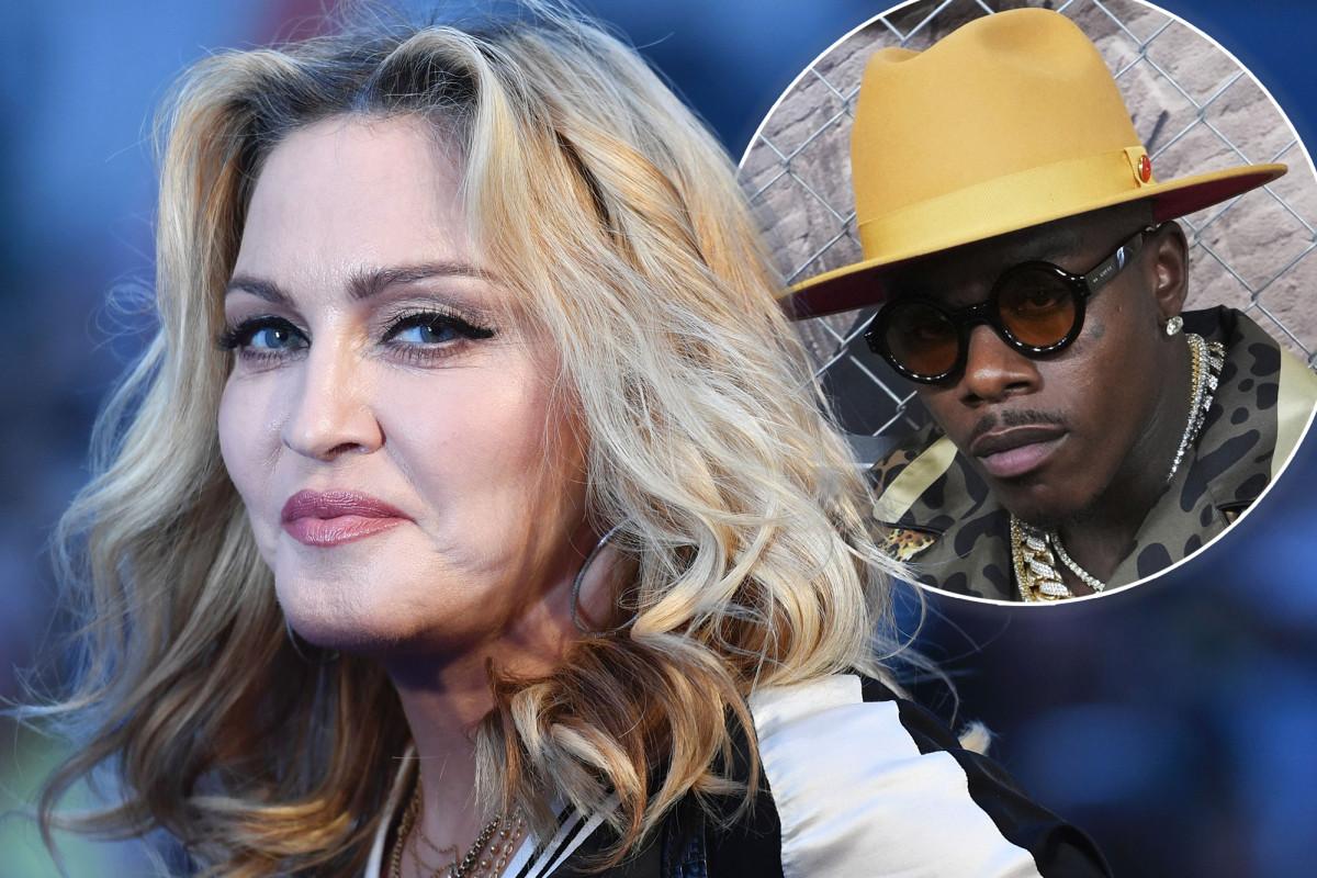 @PageSix's photo on Madonna