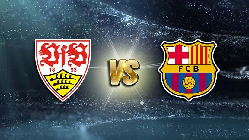 Stuttgart vs Barcelona Full Match & Highlights 31 July 2021