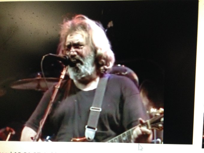Happy Birthday to the late Jerry Garcia.  Born August 1st of 1942 in San Fran Cisco, California.