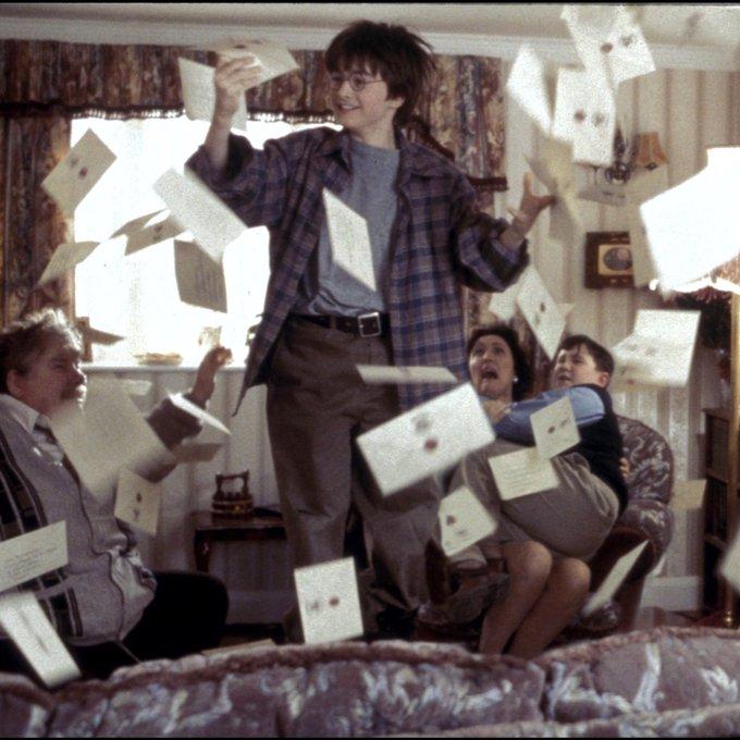 Happy Birthday Harry Potter July 31, 1980
