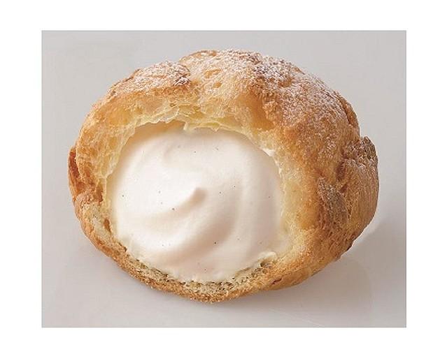 バニラヨーグルト×ビアードパパ!なめらか仕立てのクリームがシュークリームになった!