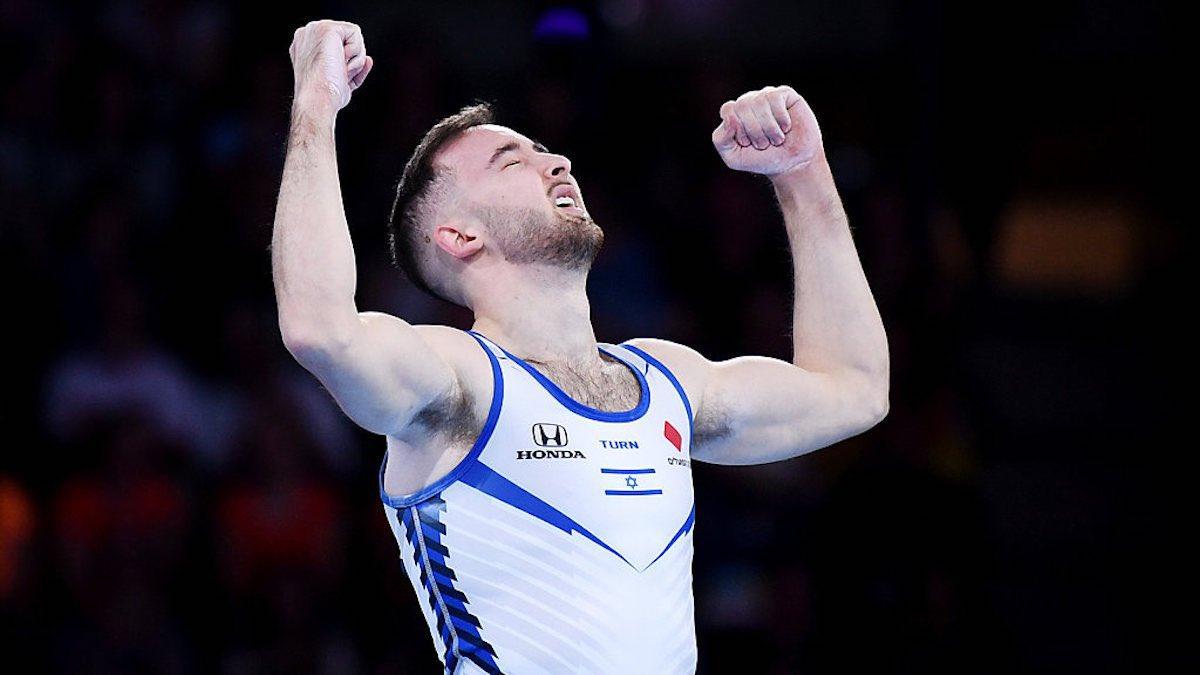 ميدالية ذهبية  أولى لإسرائيل في أولمبياد طوكيو ! أرتيوم دولغوبيات فاز بالميدالية الذهبية