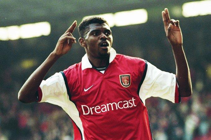 Happy birthday to Arsenal legend Nwankwo Kanu