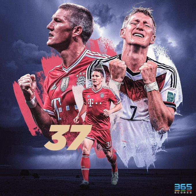 A German legend   Happy birthday Bastian