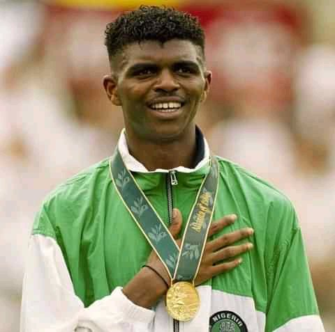 Happy birthday to the most decorated Nigerian footballer of all time, Nwankwo Kanu.  Age with grace.