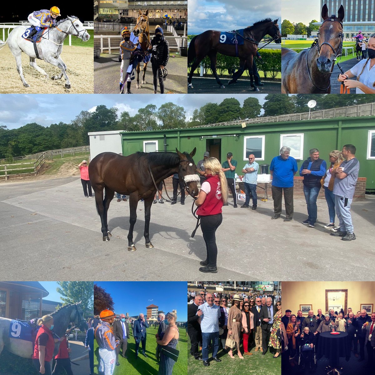 We have availability for membership, £100pm for 5 horses or £175pm for 10 horses. Numerous benefits, lots of opportunities to go racing and behind the scenes access. No Management fees and nothing else to pay. Get in touch for details.  @RacingManagerHQ provided.