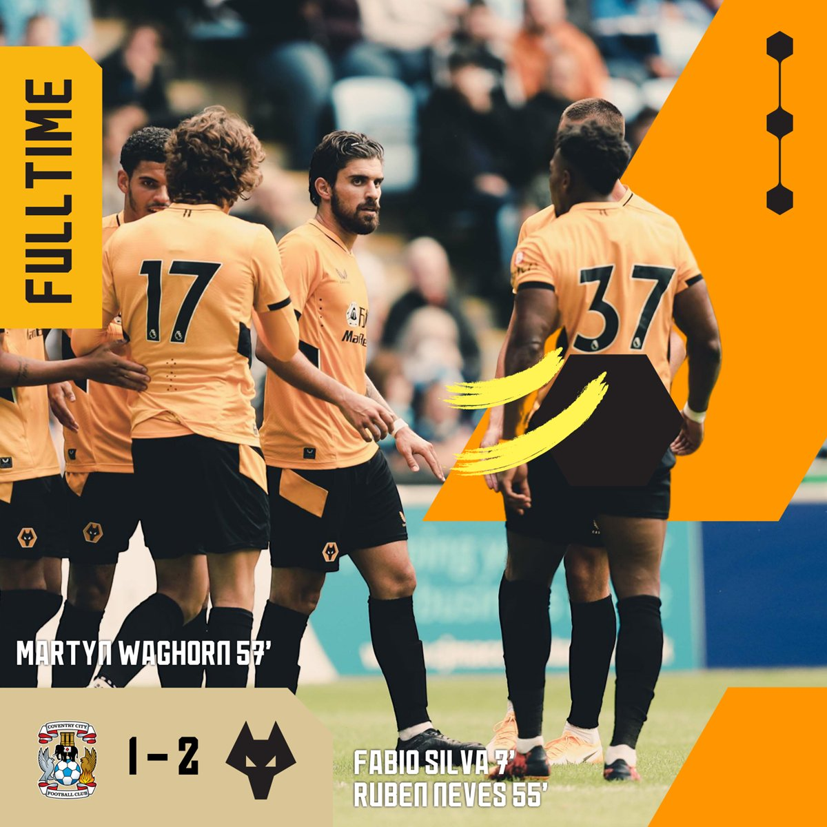 @Wolves's photo on Neves