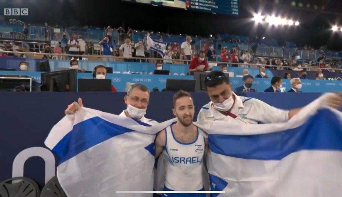 أول ميدالية ذهبية لإسرائيل في أولبيماد طوكيو.. إنجاز إسرائيلي جديد في الأولمبياد حققه اليوم أرتيوم…