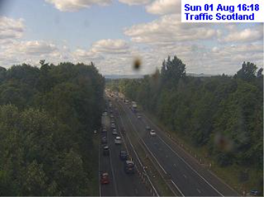 test Twitter Media - ❗️UPDATE⌚️ 16.20  #M74 roadworks at J6  N/B congestion from prior to J7, travel time of 15-20mins. S/B slow in the works area.  More info 👉 https://t.co/pzTVzl2RmY https://t.co/slKsSIxm7h