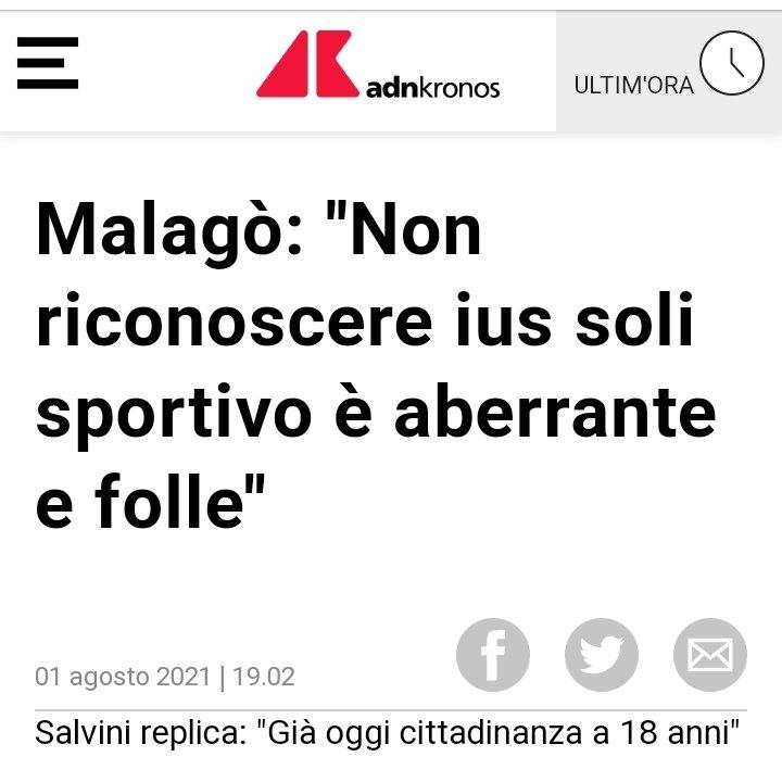 Malagò