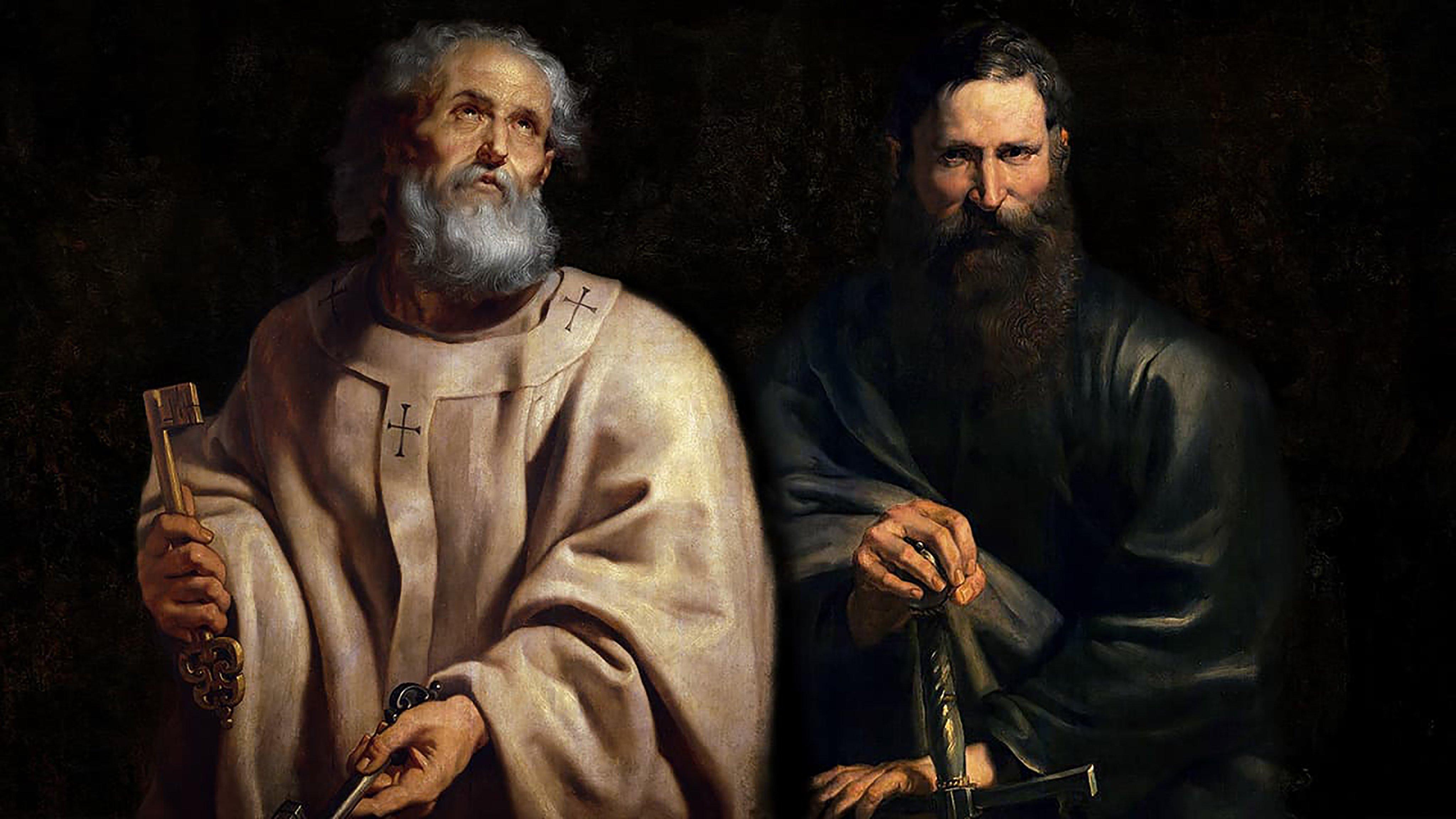 São Pedro e São Paulo Apóstolos