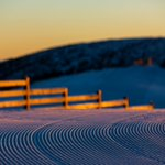 Image for the Tweet beginning: Sunrise from Hotham this morning!