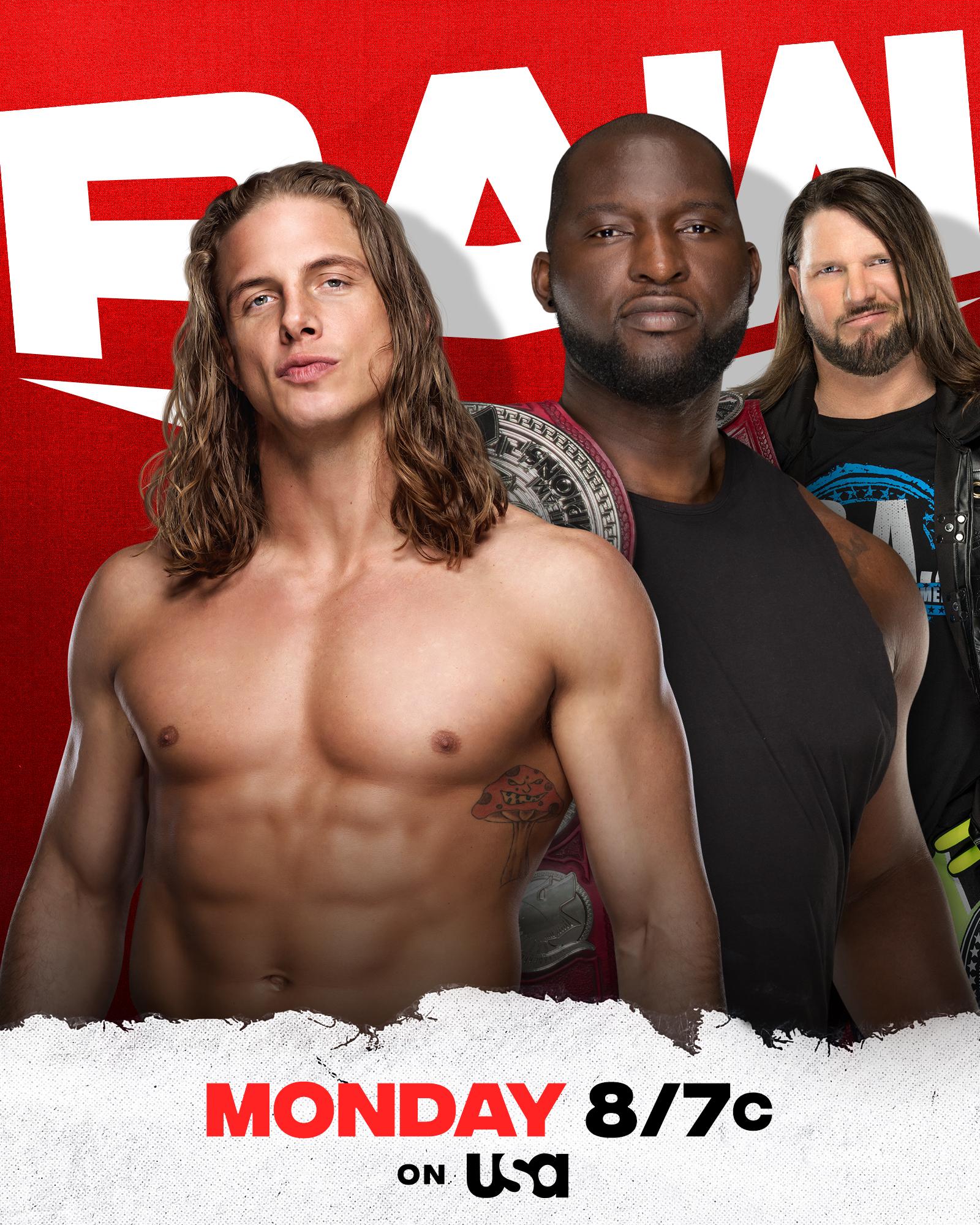 WWE Raw Preview (02/08/21): Goldberg Returns; Nikki vs. Charlotte; Potential Return 79