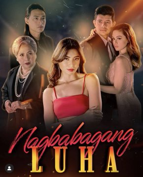 Nagbabagang Luha -  (2021)