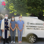 Image for the Tweet beginning: #Veteriner hekimlerimiz biz #hayvanseverler için