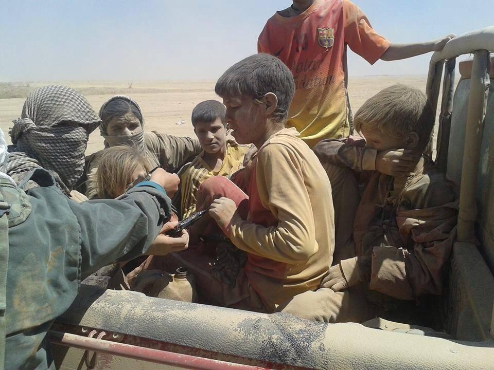 test Twitter Media - #YazidiGenocide the flight from Sinjar. https://t.co/bj9MgK6Up7