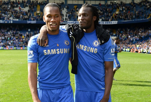 CHELSEA LEGEND DROGBA HAILS THE SIGNING OF LUKAKU