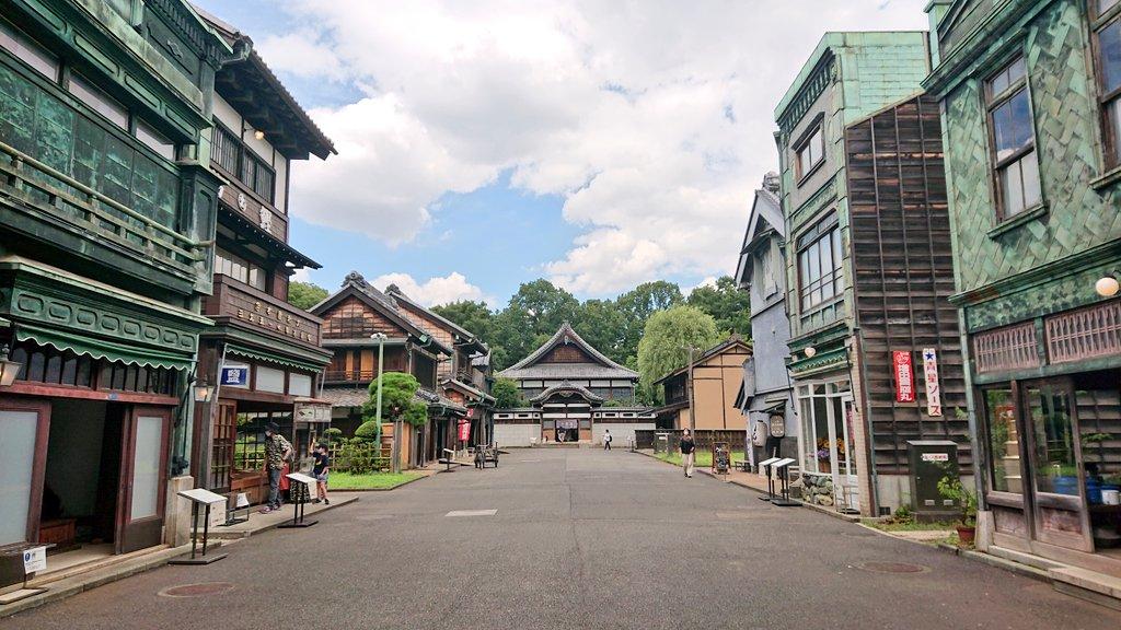 すべてのお絵かきせし者!江戸東京たてもの園が格安で資料となる建物小物が撮り放題!