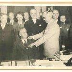 Image for the Tweet beginning: Being a #MasterMason, President #FranklinRoosevelt