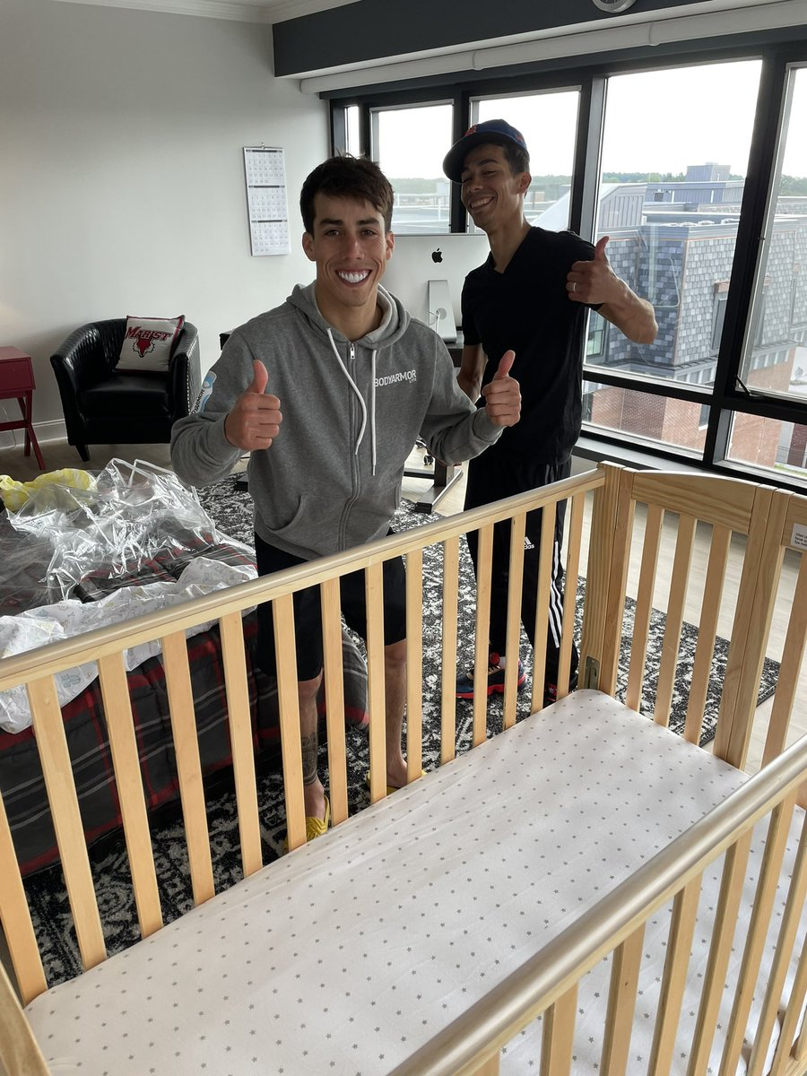 test Twitter Media - Needed some help setting up Mila's crib. With 3 kids each, I knew who to call. @jose93_ortiz @iradortiz https://t.co/4jSOk6fh1Y