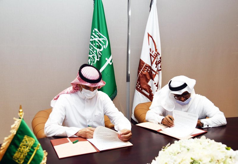 مكتبة الملك عبدالعزيز العامة تتيح 6 قواعد معلومات ومليون ونصف مادة علمية.