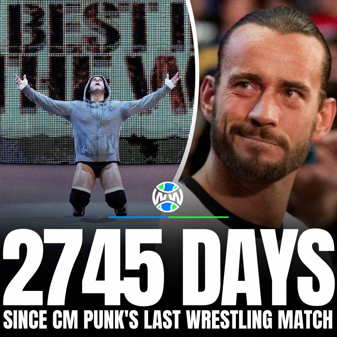 @WrestlingWCC's photo on CM Punk