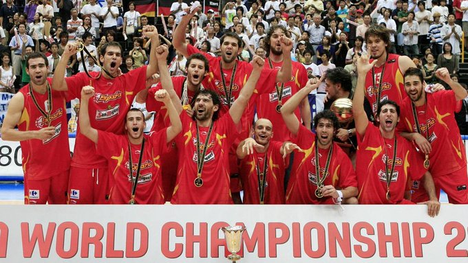 Hace 15 años España ganaba en Saitama su primer oro en un Mundial. Mañana, los últimos retaz....
