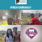 Image for the Tweet beginning: #phillyfutures was gifted @Phillies tickets