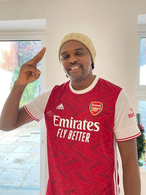 Former Nigeria international and ex- star, Nwankwo Kanu, turns 45 today. Happy birthday to you,