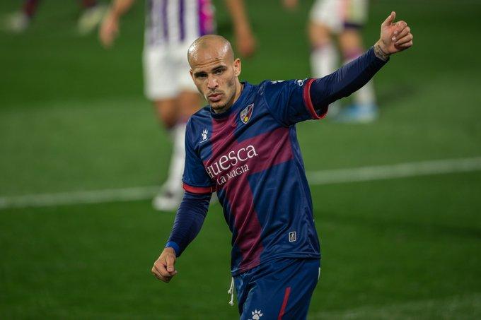 *⃣ Sandro Ramírez amplía, además, su vinculación con la SD Huesca, que se prolongará hasta 2024.
