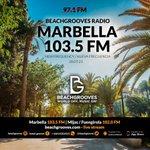 Image for the Tweet beginning:  103.5 FM Marbella 102.0 FM Mijas 24/7