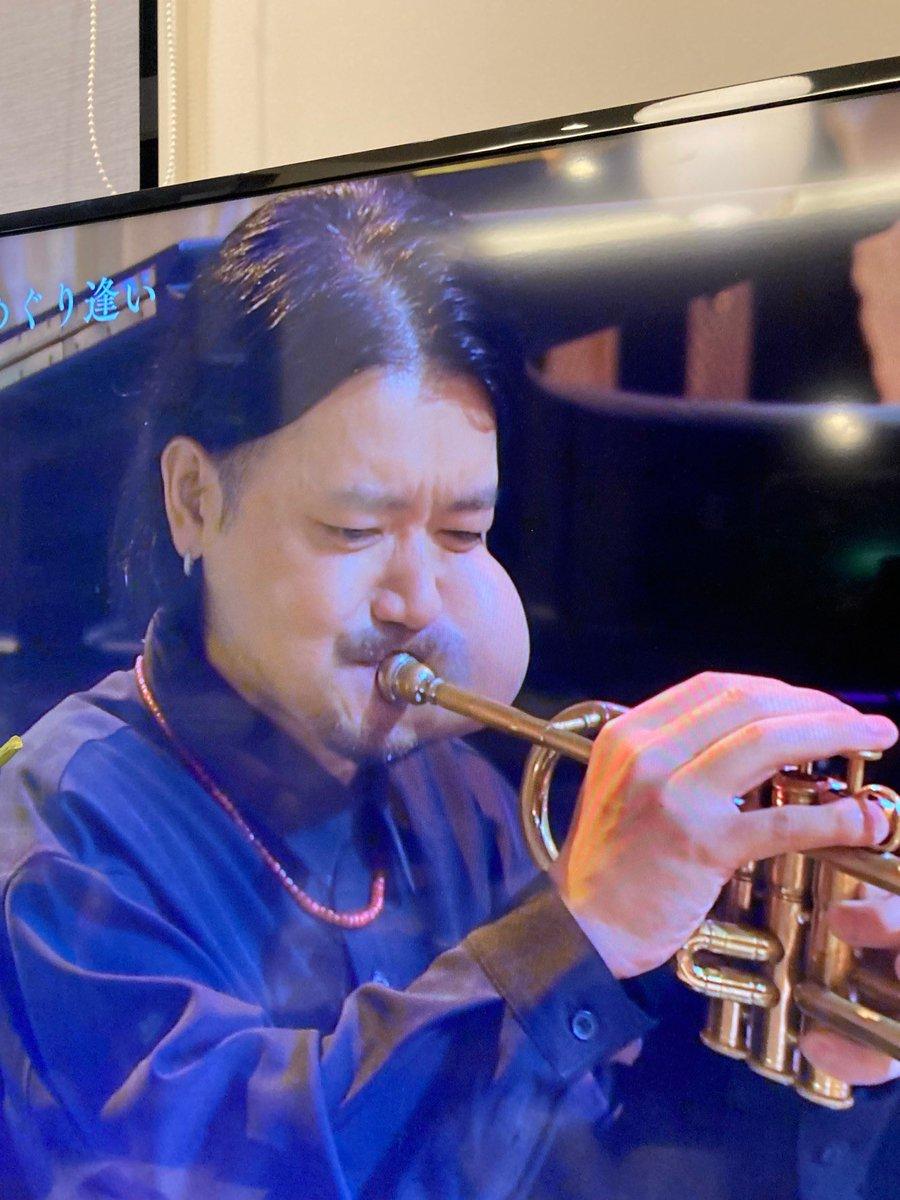 トランぺット奏者の類家心平さんのほっぺが凄い!NHKクラシック音楽館