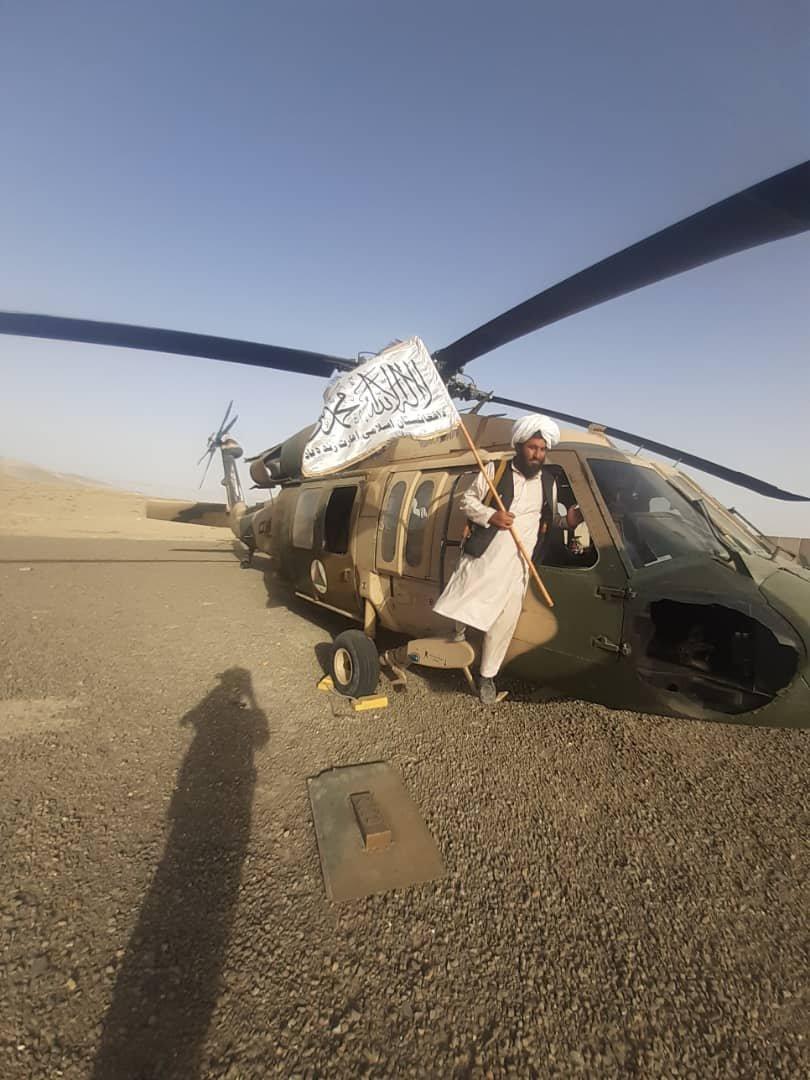 Taliban-Black Hawk
