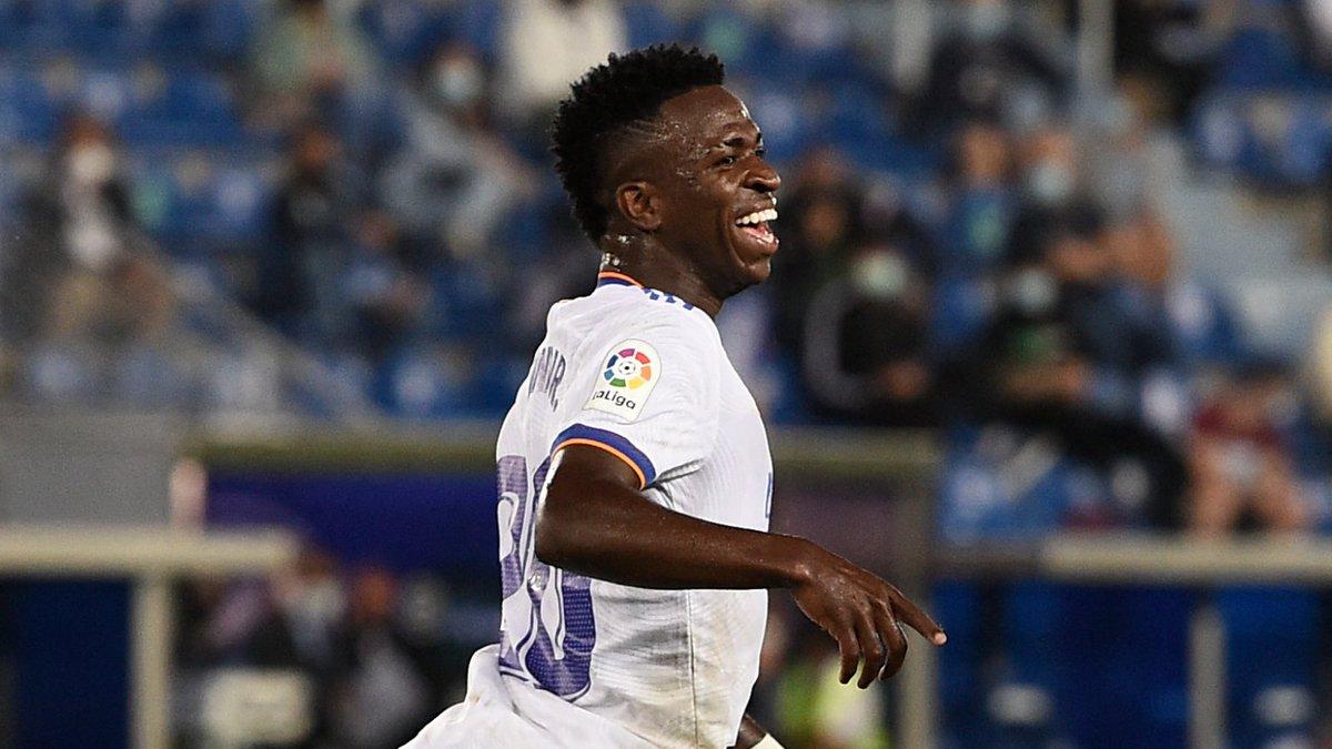 A sus 21 años Vinícius tiene tarea pendiente en La Liga.