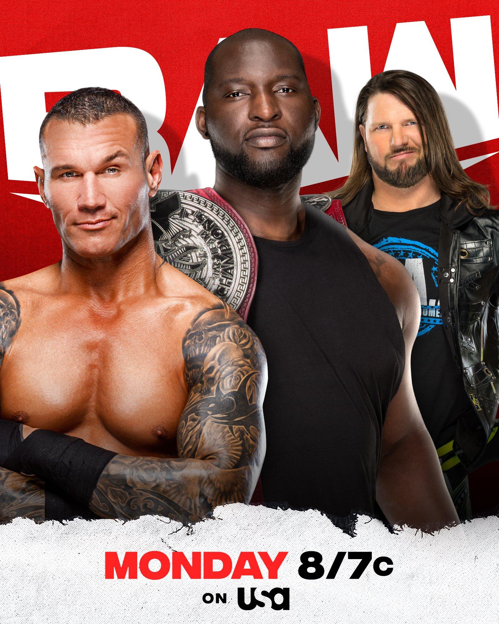 WWE Raw Preview (16/08/21): Goldberg-Lashley Face-Off; Summerslam Go-Home Show 96
