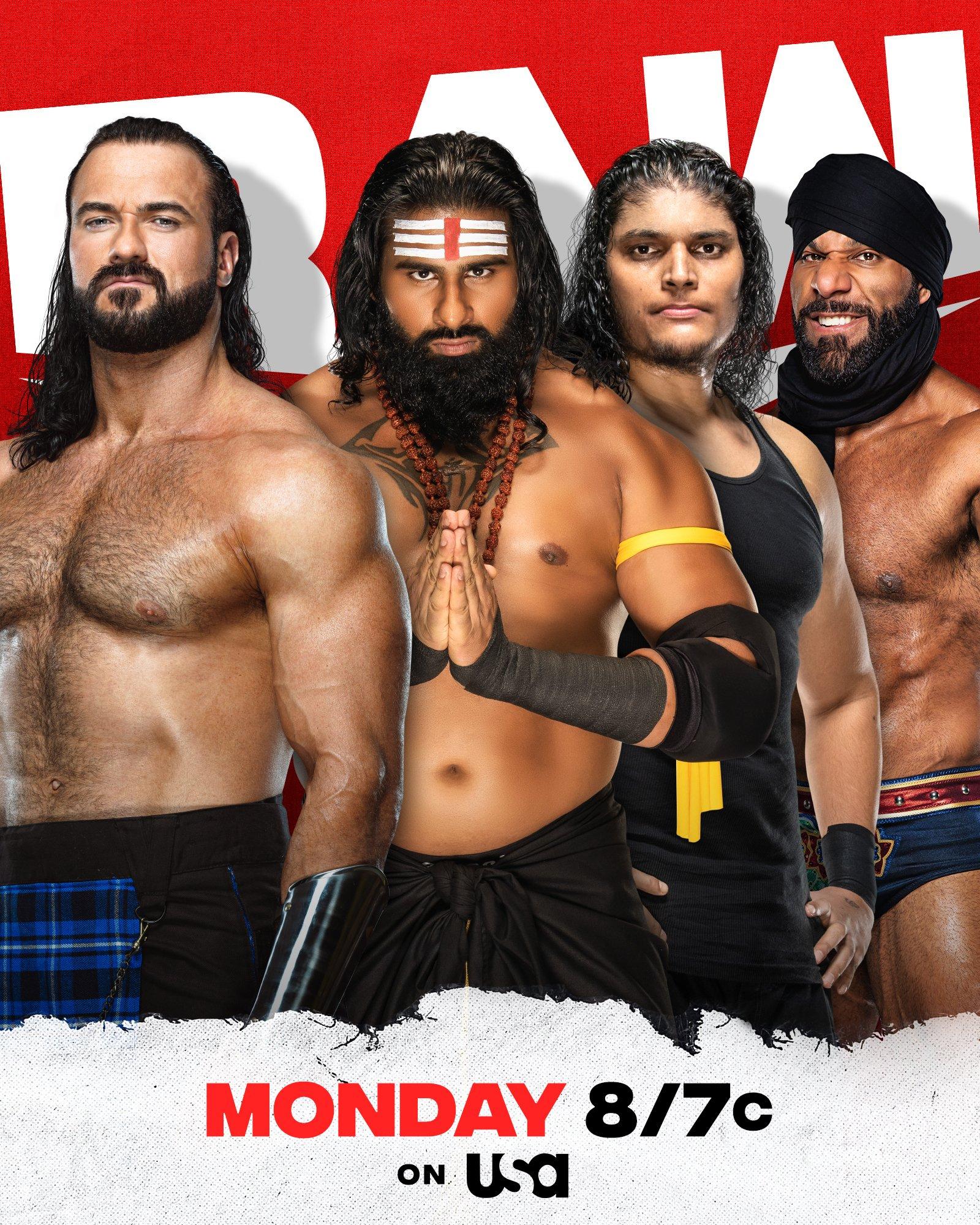 WWE Raw Preview (16/08/21): Goldberg-Lashley Face-Off; Summerslam Go-Home Show 97