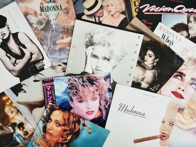 Happy birthday, Madonna