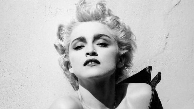 """Happy birthday to the \""""Queen of Pop\"""",  Madonna Louise Ciccone (August 16, 1958)."""