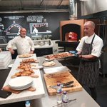 Demonstrations are back! 🔥  We had a great time showing @oceansedgerestaurant_ our equipment in the innovation kitchen last week.  Food pictures coming soon - all super juicy and delicious!   #Demonstrations #CommercialEquipment #Restaurants #Bars #Pubs #Smokers #Grills #Ovens